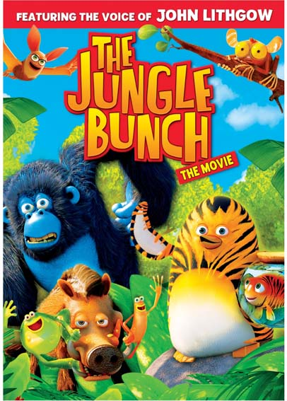 The Jungle Bunch The Movie 2012